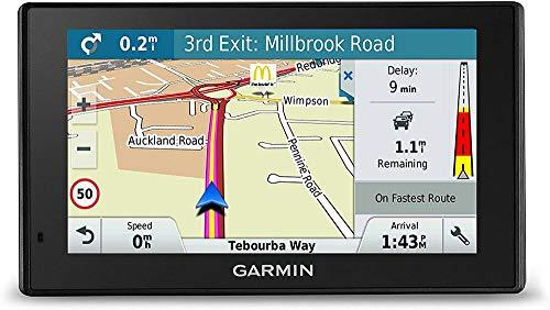 Garmin DriveSmart 50LMT-D Satellit Navigationssystem mit Kartenupdates und Digital Verkehrsanzeige, Europa