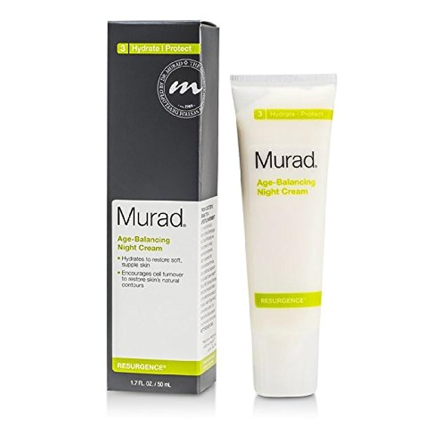 消化バッジ変色するミュラド エイジ-バランシング ナイトクリーム 50ml/1.7oz並行輸入品