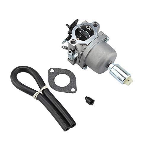 TOPINCN Reemplazo del Carburador del Motor para Briggs & Stratton 14.5Hp - 21Hp Carb 796109 591731 594593 Cortacéspedes De Motor