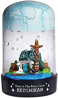 RainGlobes Ketchikan The Globe That Rains!