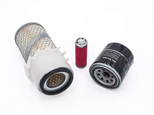 Filtersatz Kubota B serie