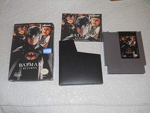 Batman Returns - Nintendo NES (Renewed)