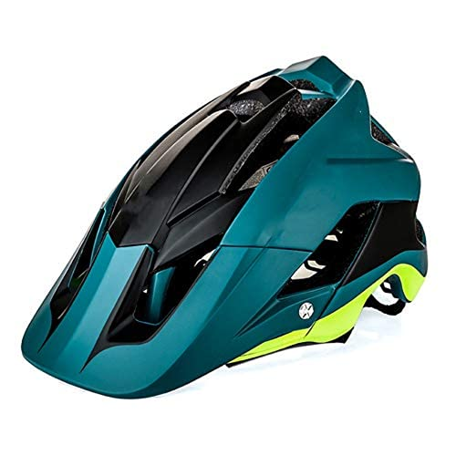 Uymkjv Multifunction Bike Helmet, Men and Women, Bicycle Helmet Skate Helmet 14 Hole Can Be Adjusted Bicycle Helmet Adult Helmet