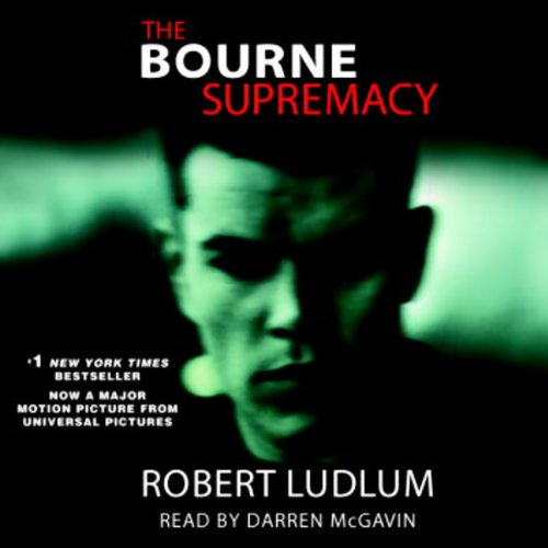 The Bourne Supremacy Titelbild