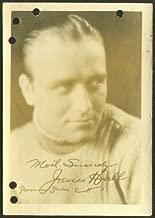 Actor James Hall aka James Hamilton 5x7 [1900-1940]