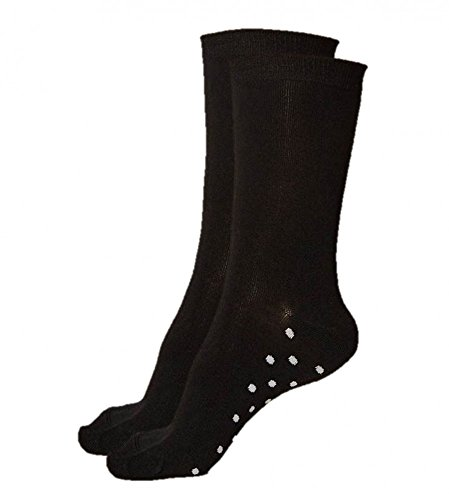 Braintree Solid Socken aus Bambus & Baumwolle schwarz Damen