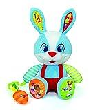 Clementoni - Valentín, el conejo parlanchín (55320)...