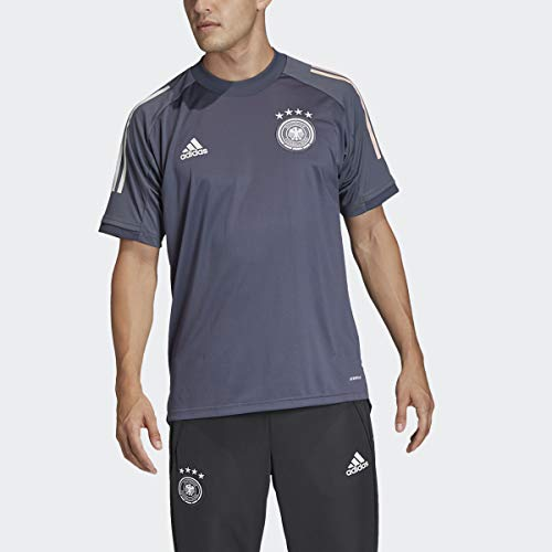 adidas Men's Soccer Germany Pre-Match Training Top (XX-Large)