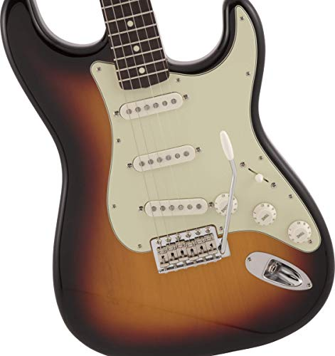 FenderエレキギターMadeinJapanTraditional60sStratocaster®,RosewoodFingerboard,3-ColorSunburst