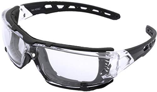 Swiss Eye Zonnebril Net Brilmontuur Clear/Zwart Lens Clear