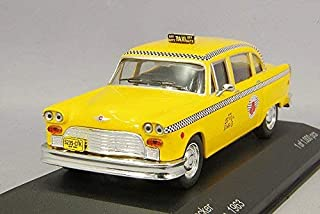 Desconocido 1//43 Taxi Citroen Traction Avant Madrid 1955