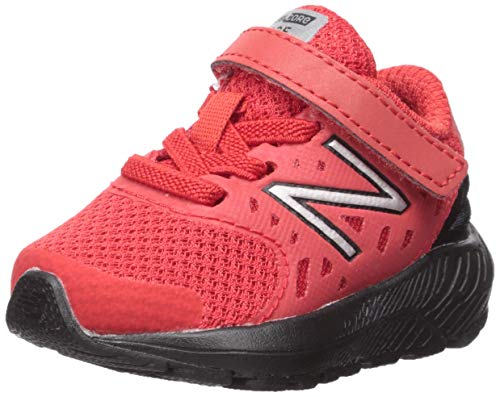 New Balance Kid's FuelCore Urge V2 Alternative Closure Running Shoe, Velocity Red, 2 W US Infant