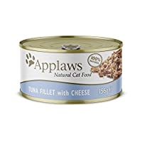 100 Percent Natural - Nothing added, Nothing hidden 70 Percent Tuna Fillet – We only insist on only the highest quality ingredients Tuna Fillet - Natural source of Omega-3 Complementary pet food - Feed with any dry food for a complete and balanced di...