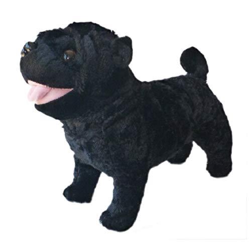 Adore 12' Standing Rascal The Farting Pug Dog Stuffed Animal Plush Toy