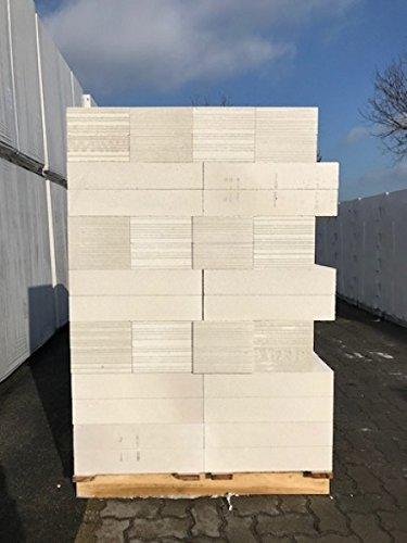 1 Palette Porenbeton Plansteine PP2/0,4-10 x 23 x 50 cm / 11,50 qm/inkl. 25Kg Porenbetonkleber