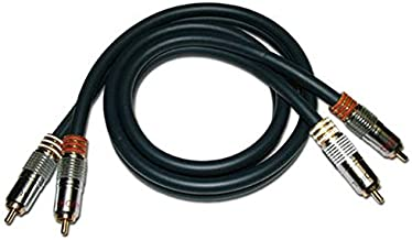 Hq Ultra 20ft Dual RCA Cable