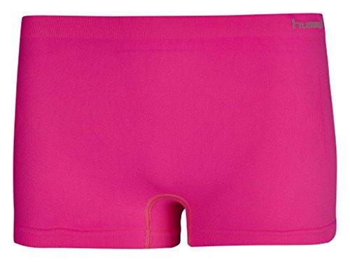 Hummel Damen Hipster Sue Seamless, Knockout Pink, M/L