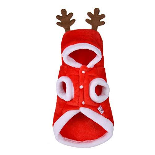 Traje Gato Navidad marca Balacoo