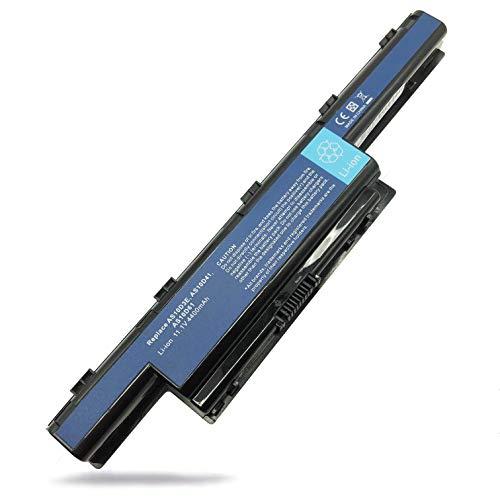 AS10D3E Ersatzakku AS10D31, AS10D41, AS10D61, AS10D71, AS10D81 für Acer Aspire 4250G, 4350G, 5741G / TravelMate/Emachines/Packard Bell, tragbarer Akku, 11,1 V, 4400 mAh