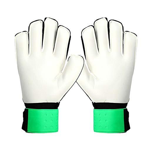 Renwu Torwarthandschuhe Kinder Fingersave,Finger Handschuhe Latex,fingerschutz Handschuhe,sporthandschuhe Kinder Fussball Für Grund- Und Mittelschüler Fußball Handschuhe