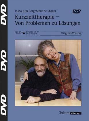 Berg, Insoo Kim / de Shazer, Steve: Kurzzeittherapie - Von Problemen zu Lösungen – DVD – 10D