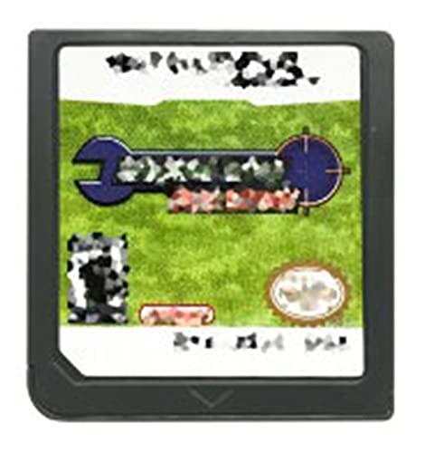 TYLJ MYBHD DS Cassette de Juego con Tarjeta de Consola Avanzada Wars Dual Strike para Nintendo DS 3DS 2DS (Color : Advance Wars)