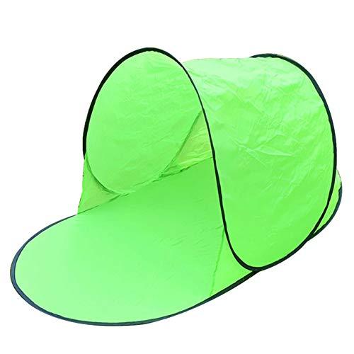 Carpa de una Sola Capa, Carpa con toldo Impermeable para el Sol, protección contra Rayos UV, sombrilla para Acampar, sombrilla, Carpa para la Playa, Ligera, fácil de Instalar