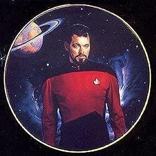 Thomas Blackshear Star Trek Riker - The Next Generation