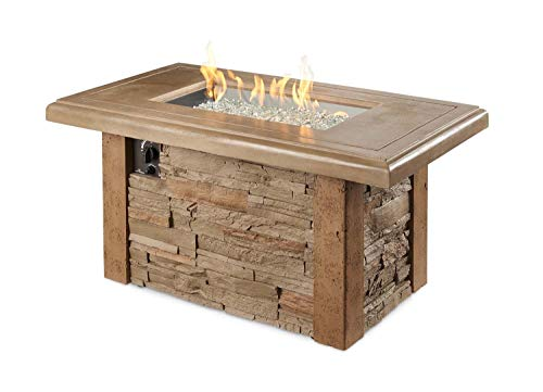 Great Price! Outdoor GreatRoom Company SL1224M Sierra Fire Pit Table