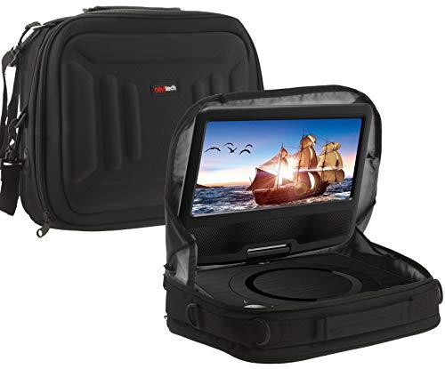 Navitech Tragbare DVD - Player - Kopfstütze Autohalterung/Tragetasche kompatibel mit DBPOWER 7.5