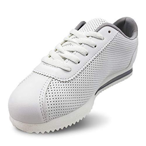 Zapatillas Casual para Mujeres Zapatillas de Deportivos de Running para Mujer Gimnasia Ligero Sneakers Malla Transpirable Zapatillas Deportivas para Correr Fitness Atlético Caminar Zapatos