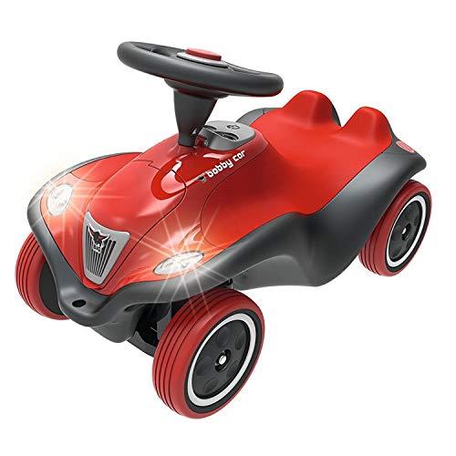 Big - 800056230 - Porteur Enfant - Bobby Car Next - Fonctions Electroniques