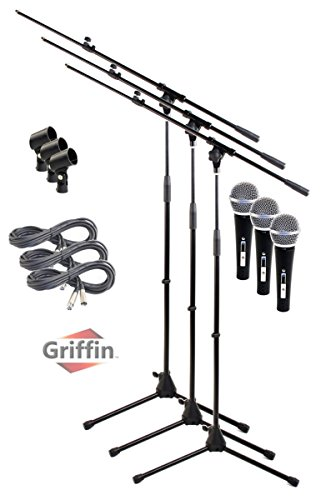 dynamic microphone package - 9