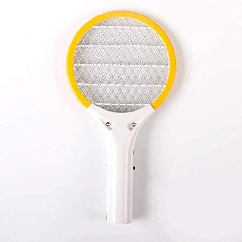 MELAG Elektrische Fliegenklatsche 2er Pack USB Car Mini elektrische Mückenklatsche mit Sicherheitshammer zum Abtöten von Mückenklatschen Mückenschutz (15,5 * 30 * 4,5 cm)