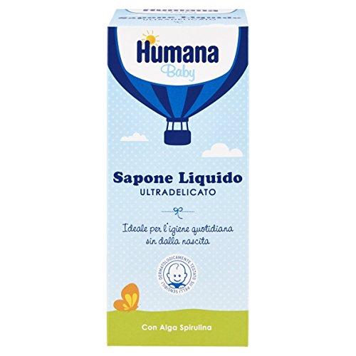 Humana Soap Ultradelicato Savon liquide avec doseur – 500 ml