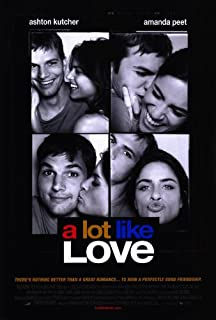 A Lot Like Love Poster Movie 27x40