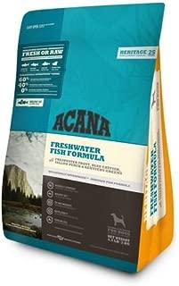 ACANA Freshwater Fish Formula Dry Dog Food 4.5 lb Rainbow Trout, Blue Catfish & Yellow Perch