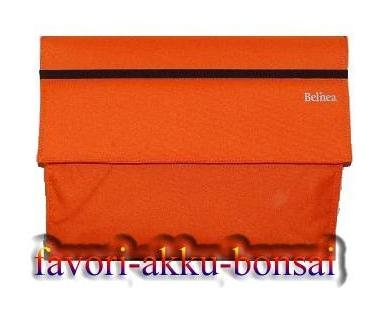 Belinea Notebook Tasche Softcase 17 Zoll Orange