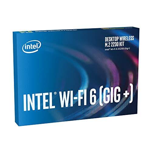 Intel Wi-Fi 6 (Gig+) Desktop Kit (AX200.NGWG.NV)
