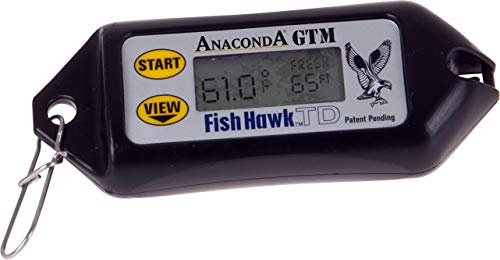 Anaconda GTM Fish Hawk (digitaler Temperatur & Tiefenmesser)