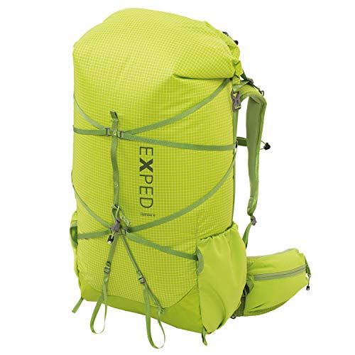 Exped Lightning 45L Hiking Backpack One Size Lichen Green