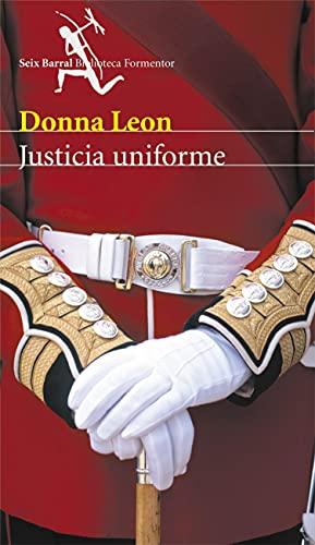 Justicia uniforme (Biblioteca Formentor)