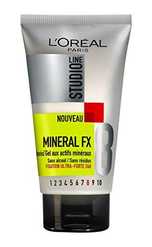L'Oréal Paris Studio Line Invisi Fix Gel Coiffant Fixation Ultra-Forte 150 ml