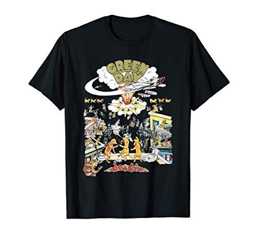 Green Day Dookie Scene T-Shirt
