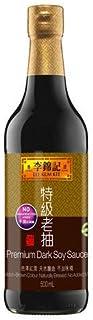 Lee Kum Kee Premium Dark Soy Sauce, 16.9 Fl Oz (Pack of 2)