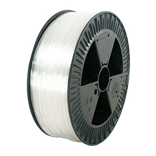 ICE FILAMENTS ICEFIL3PET245 PET filament voor 3D-printers, 2,85 mm, 2,30 kg, Cunning Clear