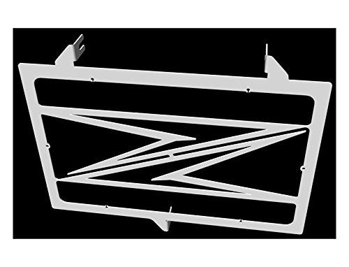 Protección radiador acero inoxidable Z800 design