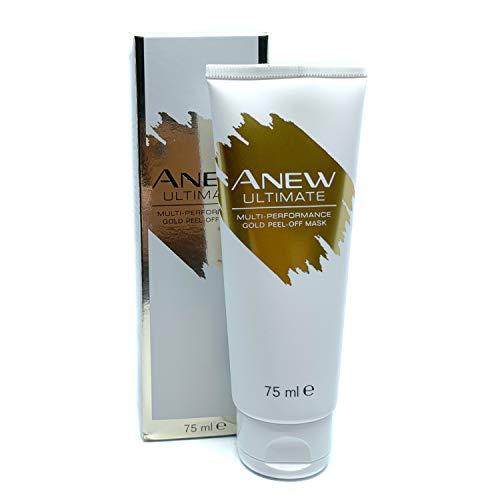 Avon Anew Ultimate Multi Performance Gold Peel-Off Mask 75ml - 2.5oz.