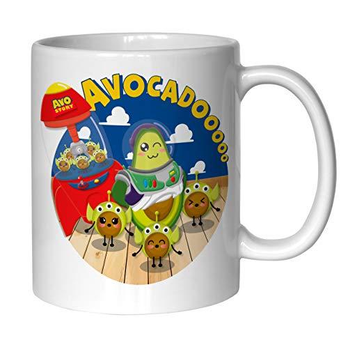 Taza Aguacate Avo Story - Aguacate Store