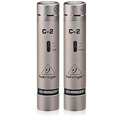 Behringer C-2 Micrófono de condensador (de estudio)